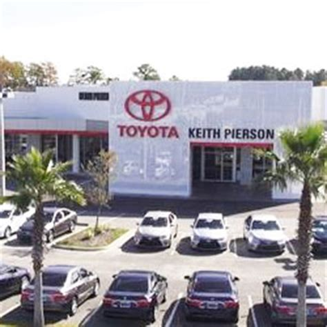 Keith Pierson Toyota Jacksonville Keith Pierson Toyota In Jacksonville Fl 904 207 7