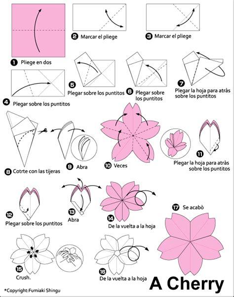 Origami Cherry - origami cherry