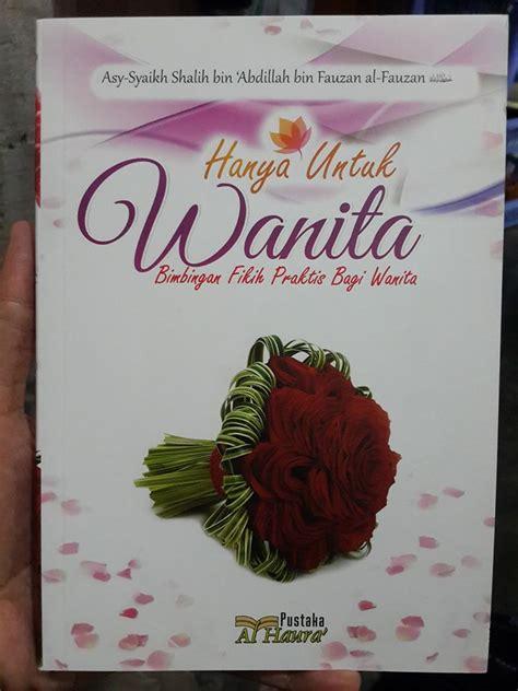 buku bimbingan fiqih praktis bagi wanita toko muslim title