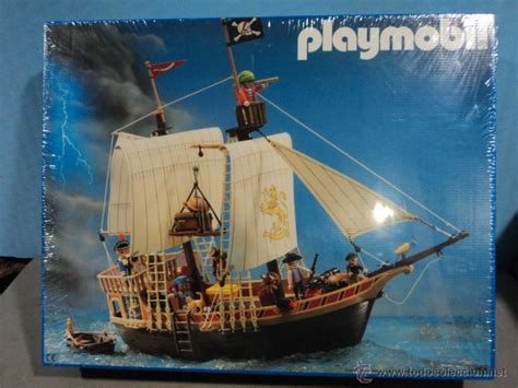 barco pirata playmobil playmobil ref 3750 barco pirata nuevo precintad comprar