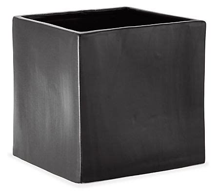 Shore Square Modern Planters Modern Outdoor Planters Room And Board Planters