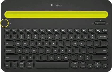 Keyboard Multi Device Bluetooth Logitech K480 Black logitech multi device bluetooth keyboard k480 skroutz gr