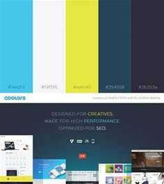 web color schemes 49 color schemes for 2017 envato medium
