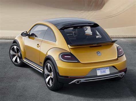 volkswagen beetle concept volkswagen beetle dune concept official pictures