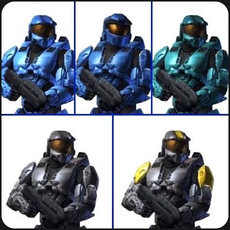 wallpaper engine halo red vs blue halo 3 engine character models blue team
