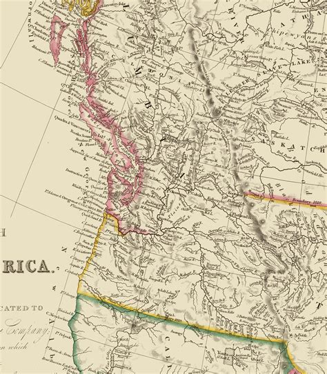 map of oregon territory fur fort facts january 2013