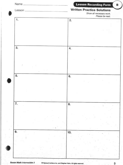 Homework Worksheets by Math Homework Sheet Boxfirepress