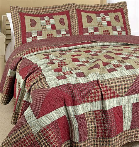 Patchwork Bed Throws - from cocoon home gift