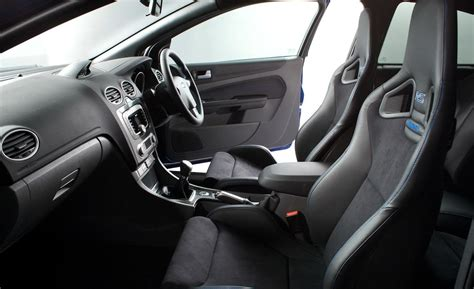 2009 Ford Focus Interior by Car And Driver