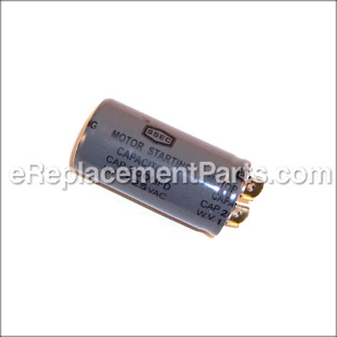 power tool capacitor capacitor a04512 for delta power tool ereplacement parts
