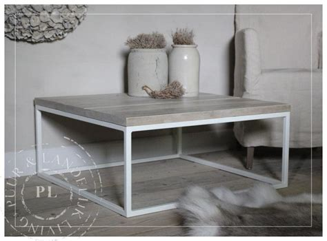 landelijke salontafel off white 71 best images about meubels on pinterest