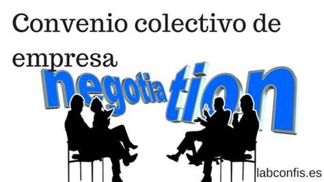 convenio colectivo de trabajo 10875 sanidadorgar el convenio colectivo de empresa labconfis