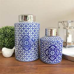 Blue And White Kitchen Canisters 28 blue and white kitchen canisters blue and white