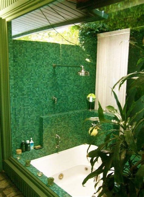 jungle bathroom set 17 amazing bathroom tile designs apartment geeks