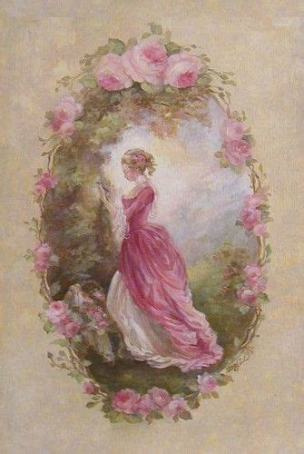 Segiempat Shabby Chic Seri 7 17 17 best images about roses artists on