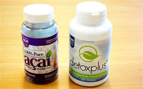 Acai Detox Reviews by Acai Berry Detox Review Lose 13 5 Pounds In A Month