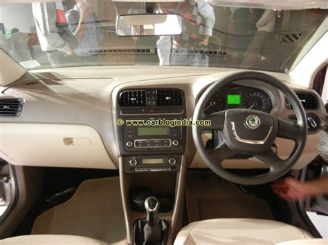 interior skoda rapid skoda rapid officially launched in india price