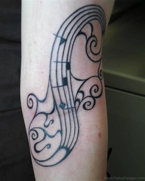 tattoo designs related to music 49 best tattoos for guys