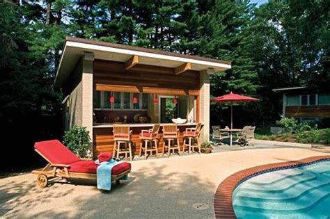 Pool House Plans With Bar by Exterior Remodeling The Best Outdoor Pool Bar Ideas
