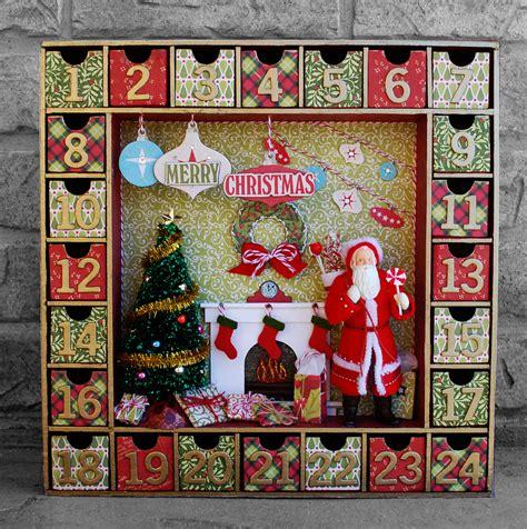 advent calendar crafts for kaisercraft advent calendar