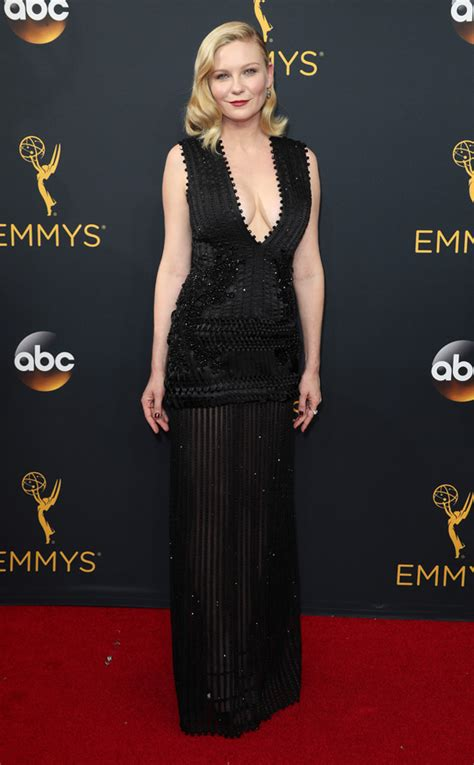 Worst Dressed Of The Day Kirsten Dunst Oscars Edition by Emmy S Best And Worst Dressed 2016 Luxe Lookbook