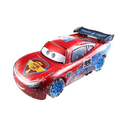 Mainan Mobil Cars Mcqueen Racer jual disney cars racers lightning mcqueen die cast 1