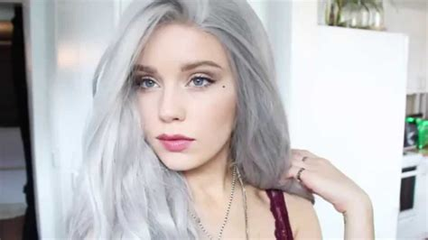 hair of boor silver hair color on long hair 2016 silver hair color on