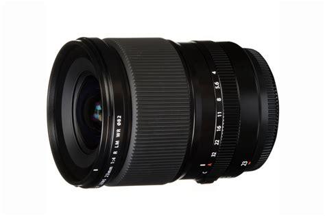 Lensa Fujifilm Gf 23mm F4 R Lm Wr Fujinon Lens Gf 23mm F 4 R Lm Wr объектив fujinon gf 23mm f4 r lm wr цены отзывы фотографии видео