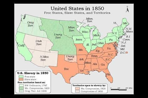 sectional crisis of 1850 apush timeline preceden