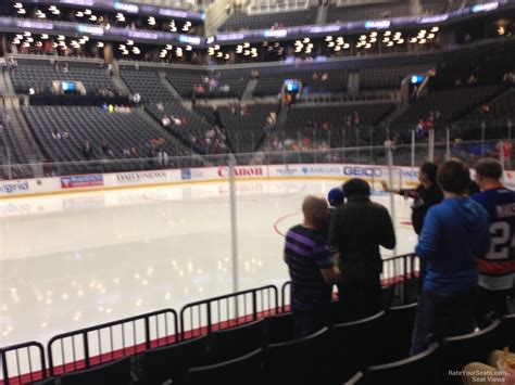section 24 barclays center barclays center section 24 new york islanders