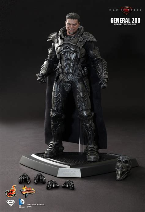Figure Batman Vs Superman 1set toys of steel general zod 1 6 scale figure