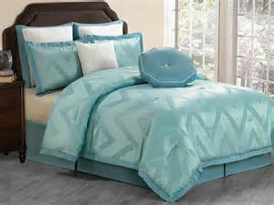 behrakis 8pc comforter set teal king home kitchen