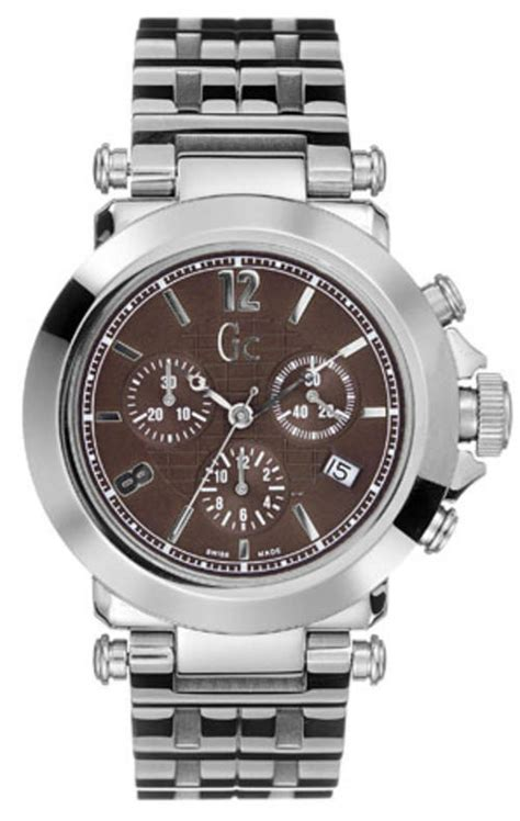 Jam Gc Stainless Steel s watches guess collection gc swiss made