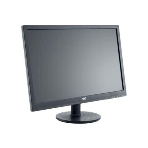 Monitor Led 40 Inch Aoc 21 5 Inch E2260swda Vga Dvi Spk Widescreen Led Monitor Moni 40 From Wcuk