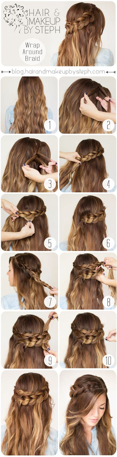 cute hairstyles and how to do it 20 cute and easy hairstyle ideas and tutorials style