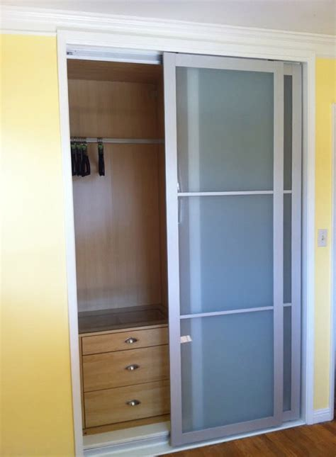 Ikea Bifold Closet Doors Sliding Glass Closet Doors Ikea Home Design Ideas