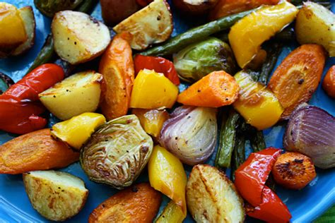 roasted vegetables jenny can cook