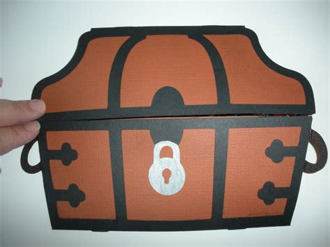 the queen s card castle treasure chest birthday card