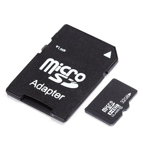 T Flash Tf Card To Micro Sd Card Adapter Module 32gb tf card micro sd t flash card micro secure digital