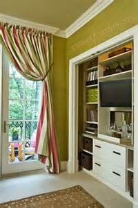flat screen tv in a closet 1000 images about closet office on pinterest closet
