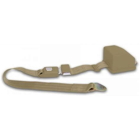 seat belt replacement parts purchase 2pt camel retractable seat belt standard buckle