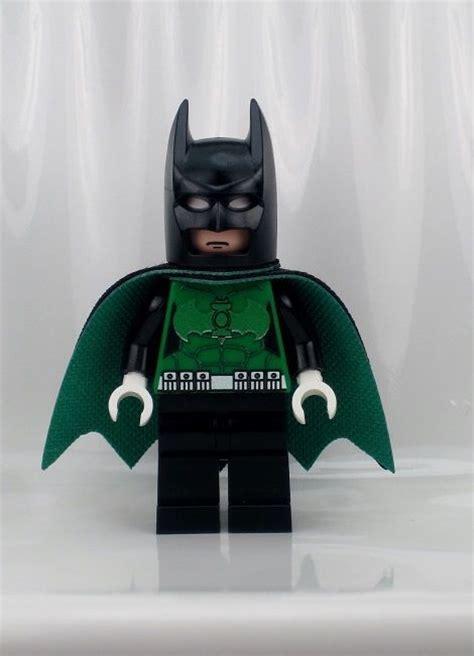 Yellow Lantern Scarecrow Xh555 Dc Batman Heroes Brick Minifigure dc and batman green with envy the brick bank