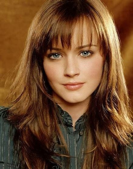 10 Hairstyles With Bangs For 2014 Popular Haircuts