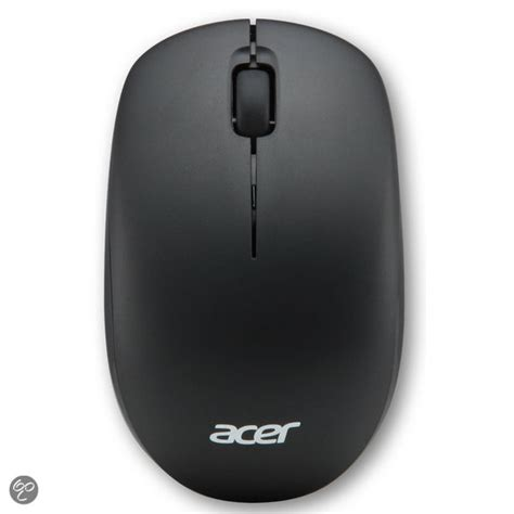 Mouse Wireless Merk Acer bol acer wireless optical mouse mat black computer