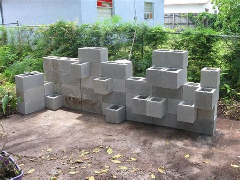 cinder block flower bed concrete block flower beds architecture garden