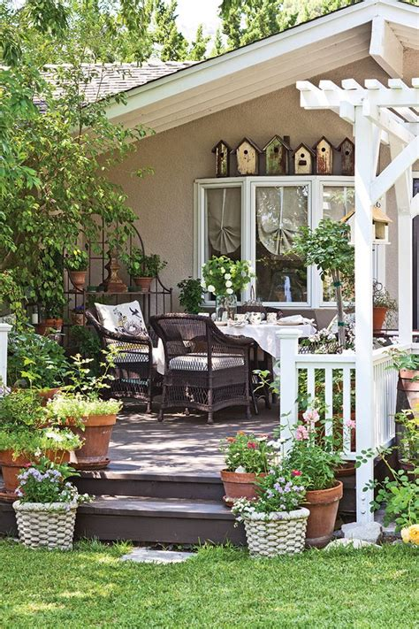 cottage patios 25 best ideas about cottage patio on cottage