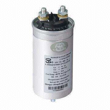20 to 500uf 20khz high frequency ac filter capacitor with 250v ac 450v ac 690v ac voltage