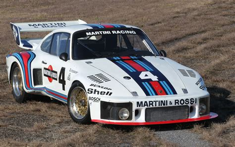 1976 Porsche 935 76 Front Three Quarter Photo 6