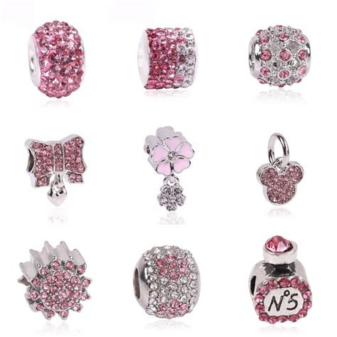 Sale Gelang Wanita Charm Bead Pink 433 best jewelry images on jewellery pearls and bead jewellery