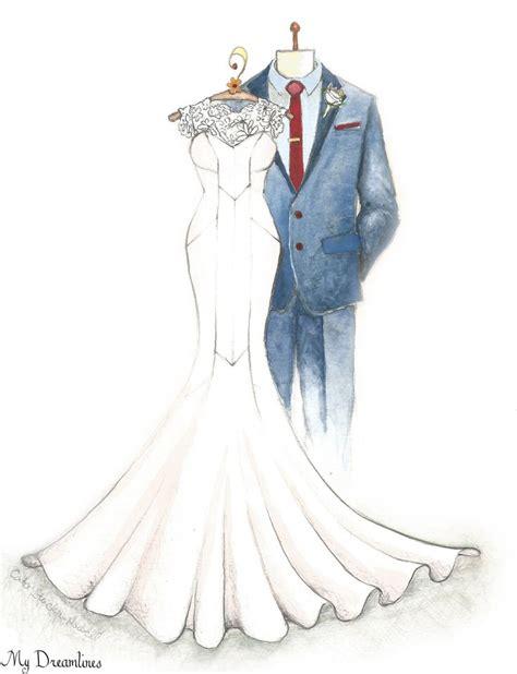 wedding dresses drawings 15 creative dress sketches
